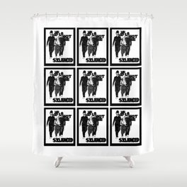 We Will Not Be Silenced I Shower Curtain