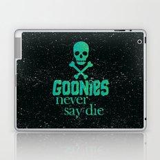 Goonies never say die Laptop & iPad Skin