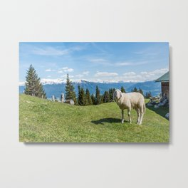 Me, the Sheeple?! Metal Print