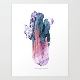 Paksoi #2 Art Print