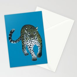 Leopardo the Leopard Stationery Cards