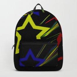 Falling stars Backpack