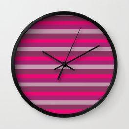 Summer Mod Wall Clock