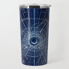 Celestial Map of the Universe Travel Mug