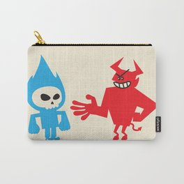 DEAL WITH DEVIL Carry-All Pouch