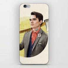 Mr. Michigan iPhone & iPod Skin