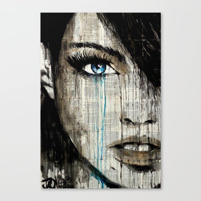 ALIVE Canvas Print