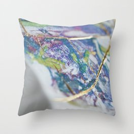 The fish I tasted at home Throw Pillow