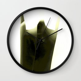 Vintage: X-Ray Fred Wall Clock