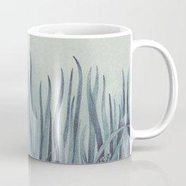 Green-Blue Grass Coffee Mug