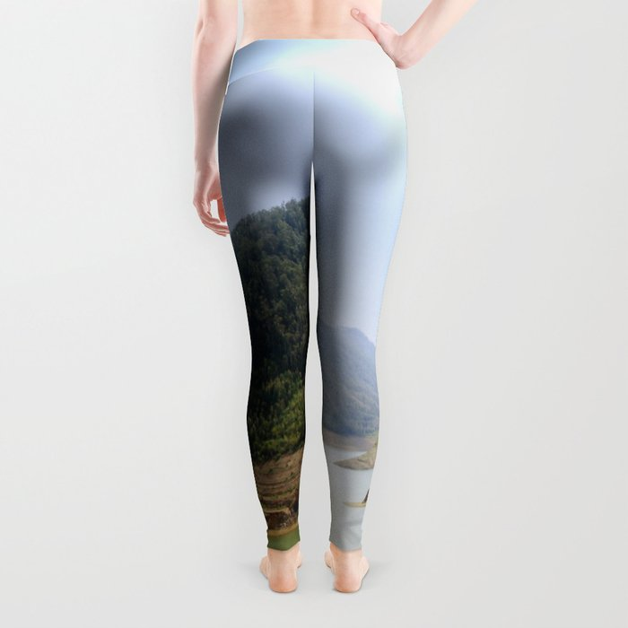 Thomson Reservoir  Leggings