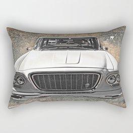 Vintage Vehicle Rectangular Pillow