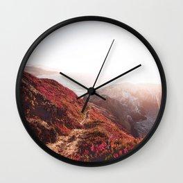 Nordic Coast Wall Clock