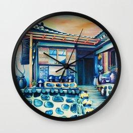 Hansik Wall Clock