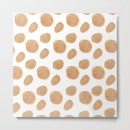Waffley waffles Metal Print