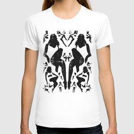 Rorshach Vacation T-shirt