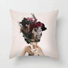 Animalistic Throw Pillow