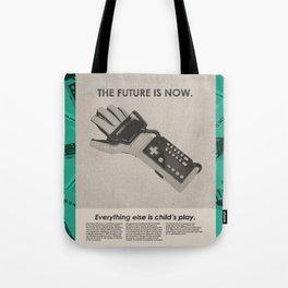 Power Glove Tote Bag