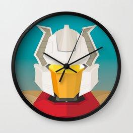 Chromedome MTMTE Wall Clock