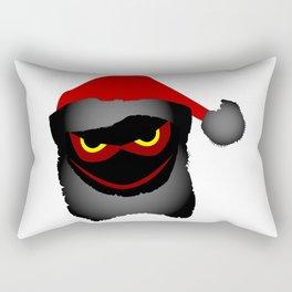 EVil Santa Rectangular Pillow