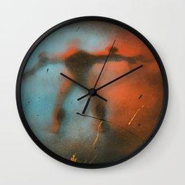 The Destructor Wall Clock