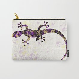 Abstract Lizard Carry-All Pouch