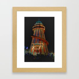 Helter Skelter! Framed Art Print