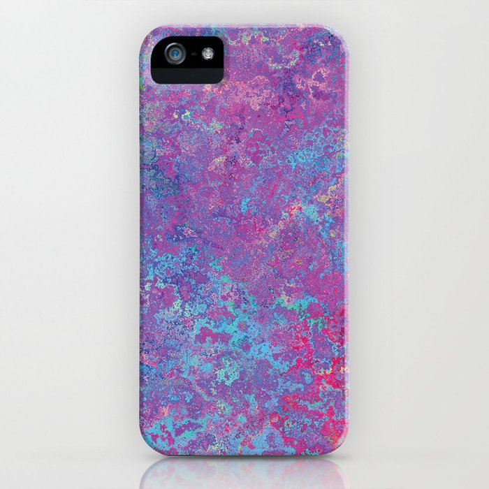 Acid Wash iPhone Case