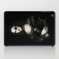 renaissance iPad Cases featuring Renaissance Rocks by Enkel Dika