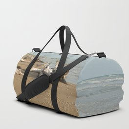 Natural reserve, south of Sicily Duffle Bag