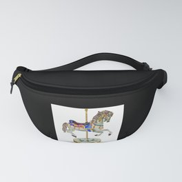 carousel horse Fanny Pack