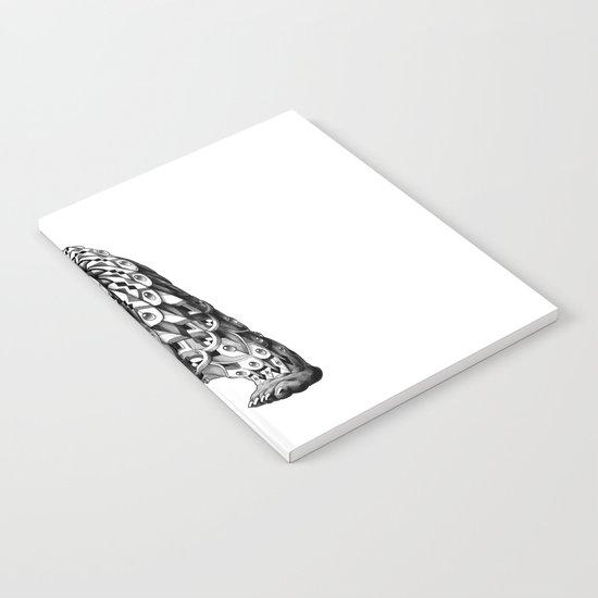 Ornate Bear Notebook