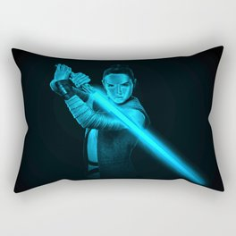 BlueRey Lightsaber Art Rectangular Pillow