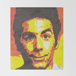 Cosmo Kramer Throw Blanket