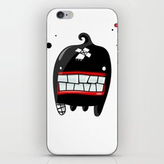 MONSTER 2 iPhone & iPod Skin