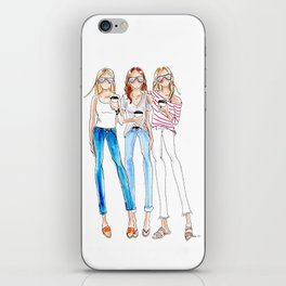 Coffee Lovers iPhone Skin