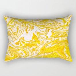 Marbled XXII Rectangular Pillow