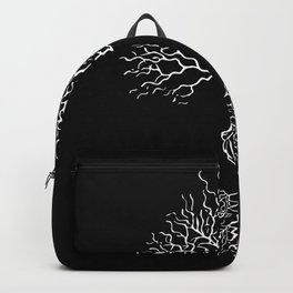 Tree of life meaning black Backpack