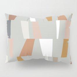 Neutral Geometric 01 Pillow Sham