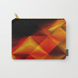 Koi Against the Current Carry-All Pouch