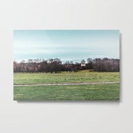 Green Haven Metal Print