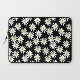 Daisies by Andrea Lauren Laptop Sleeve