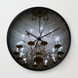 Chandelier Wall Clock