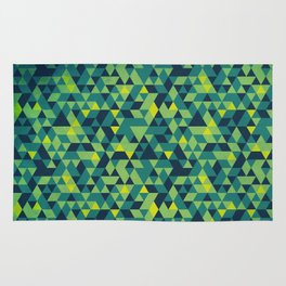 Piddle Pattern Rug