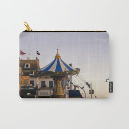 Swing ride at the pier Carry-All Pouch