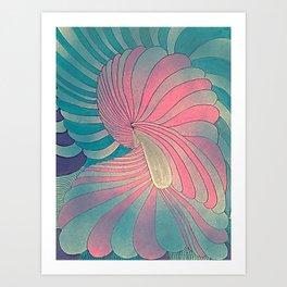 RAMSES 20 Art Print