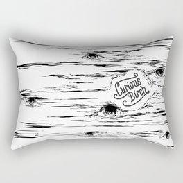 Curious Birch Rectangular Pillow