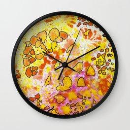 9, Inset B Wall Clock