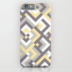 Yellow & Khaki iPhone 6s Slim Case