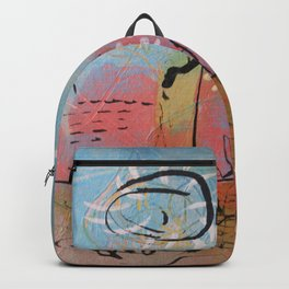 Pink City Backpack